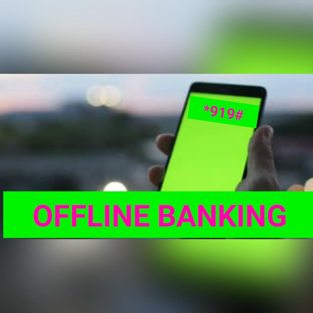 Offline Banking