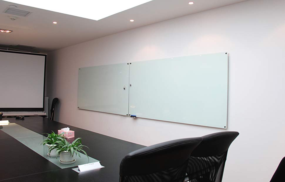 Install Magnetic Glass Boards