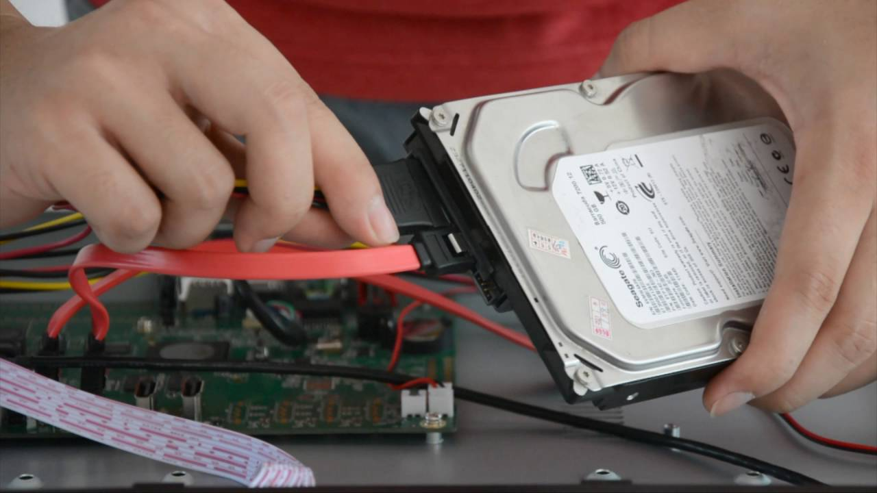 Upgrade Your DVR's Hard Drive