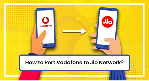 Hot to port Vodafone to Gio Network