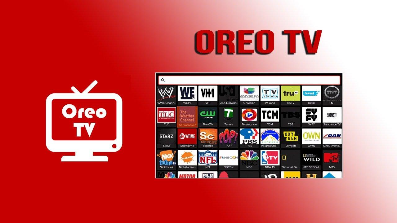 Oreo TV